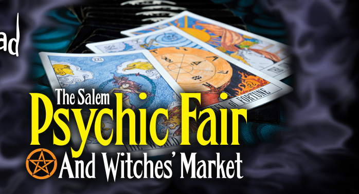 Annual psychic fair and witchcraft expo