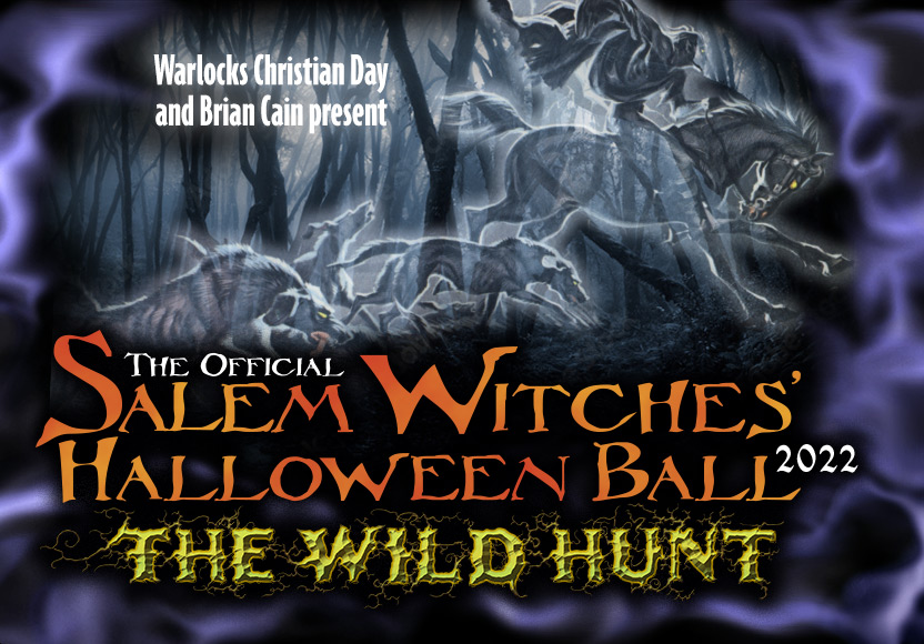 the official salem witches halloween ball on october 26 2018