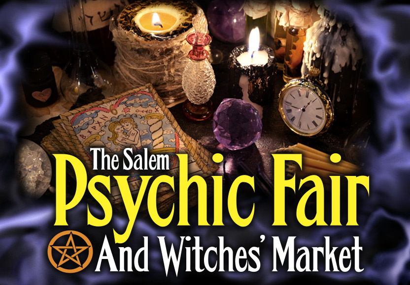 Annual Psychic Fair and Witches' Market